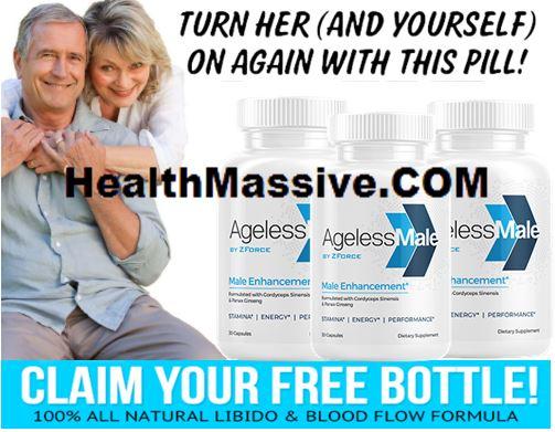AgeLess Male Pills