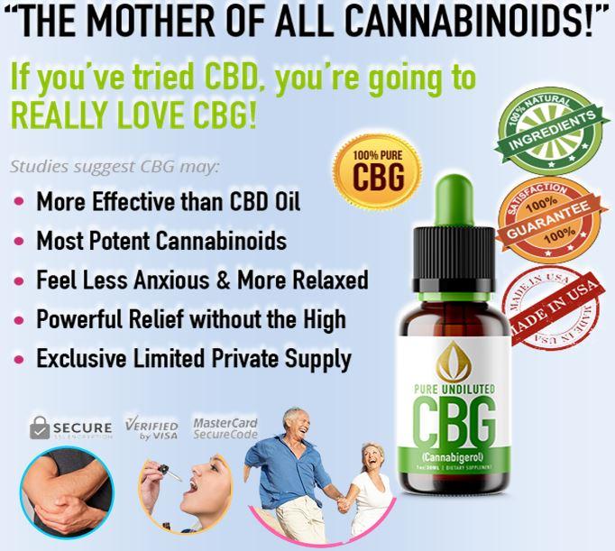CBG CBD Oil