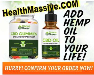 Canna Green CBD Hemp Seed Oil