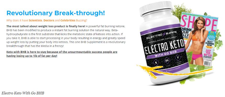 Electro-Keto-Diet