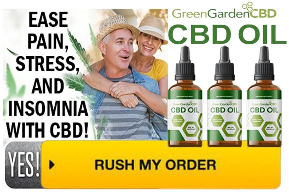 Garden-CBD-Oil