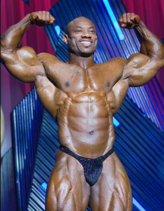 Goliath Muscle