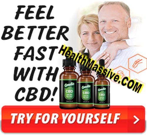 Goudie CBD Hemp Seed Oil