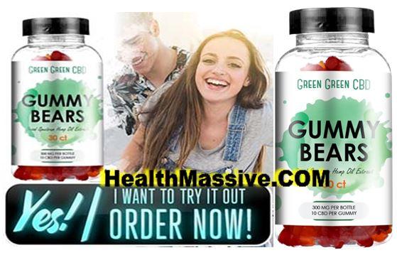 Green-Green-CBD-Gummies