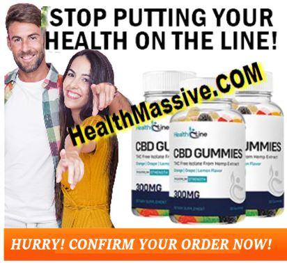 Health Line CBD Gummies
