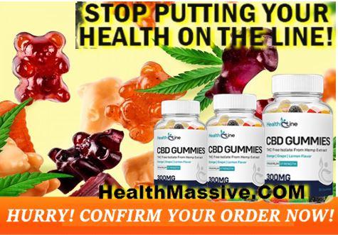 Health Line CBD Hemp Extract