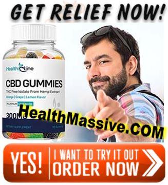 Health Line CBD Tincture Gummies