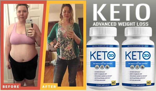 Keto-3D-Pills