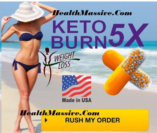 Keto Burn 5X Pills