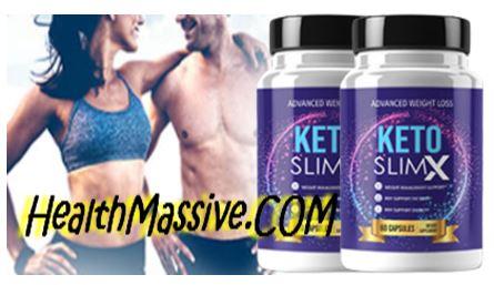 Keto-Slim-X-Pills
