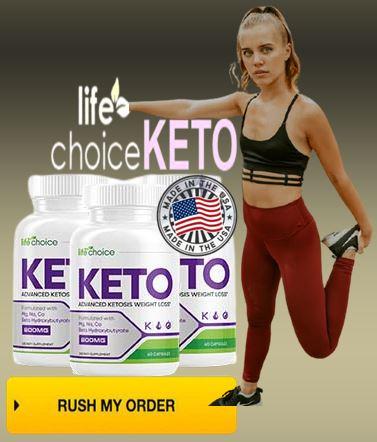 Life Choice Keto