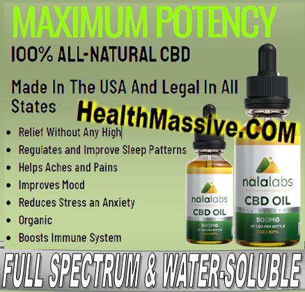 Nala Labs CBD Oil