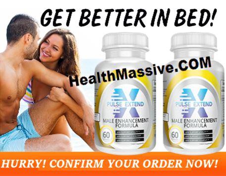 Pulse Extend Male Enhancement Pills