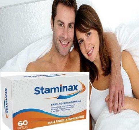 StaminaX-Pills