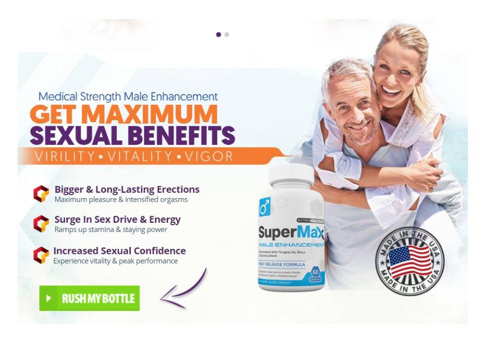 SuperMax Male Enhancement