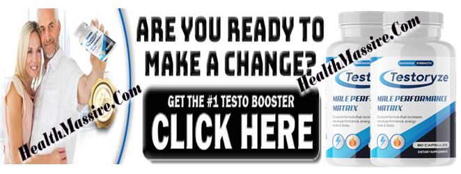 Testoryze-Testosterone
