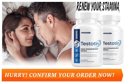 Testotin-Pills