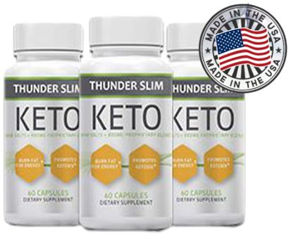 Thunder Slim Keto