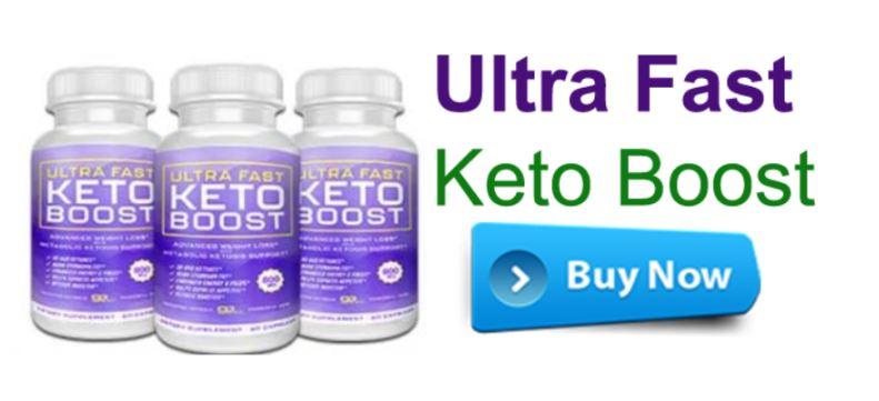 Ultra Fast Keto Boost Reviews