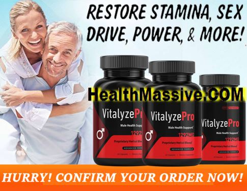 Vitalyze Pro Pills