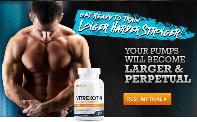 Vitrexotin Muscle