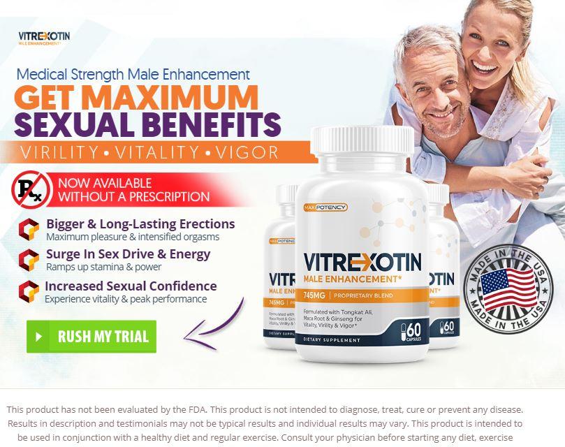 Vitrexotin
