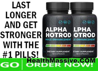 Alpha Hot Rod Pills