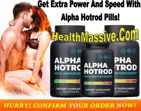 Alpha Hotrod Male Enhancement