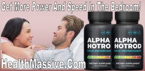 Alpha Hotrod Male Testosterone