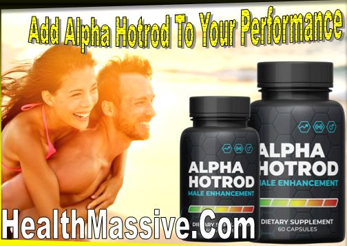 Alpha Hotrod Pills