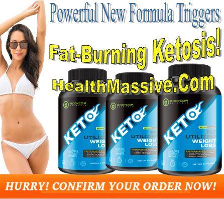 BodyCor Keto Weight loss