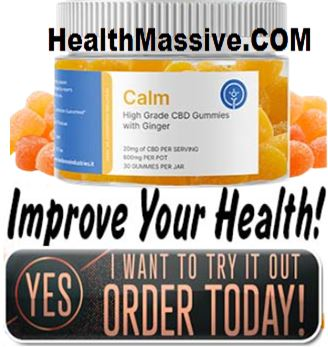 Calm CBD Spectrum Hemp Extract Gummies