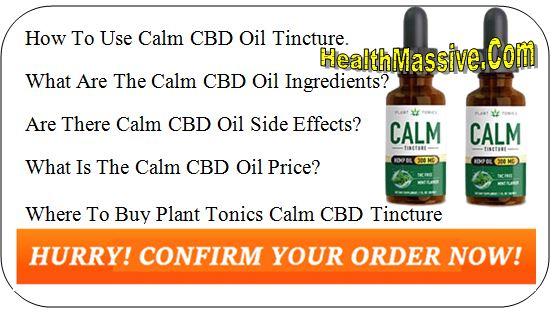 Calm CBD Spectrum Hemp Extract Oil