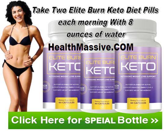 Elite Burn Keto Pills