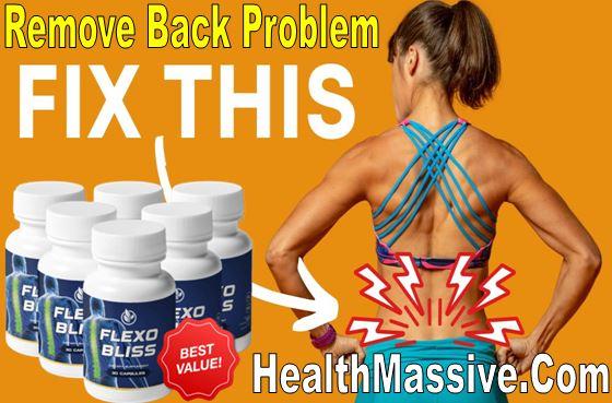 FlexoBliss Fix Back Pain