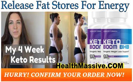 Keto Boom BHB Weight loss