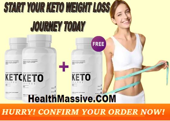 Keto Charge Weight loss