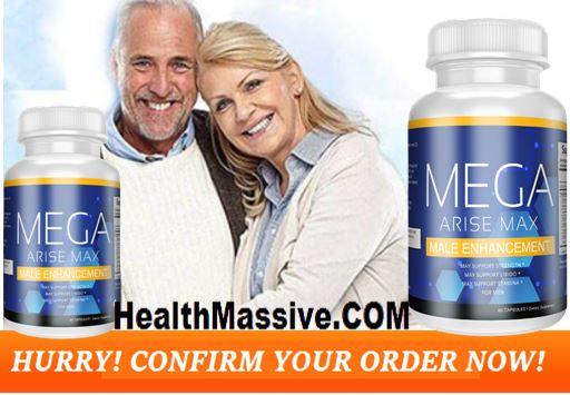 Mega Arise Max Testosterone