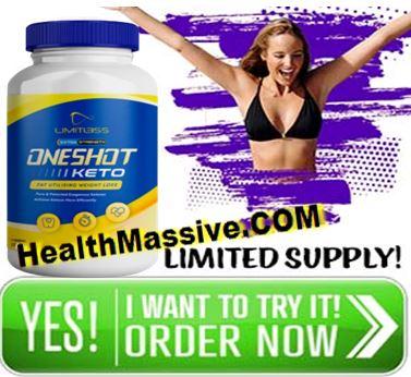 One Shot Keto Diet Pills