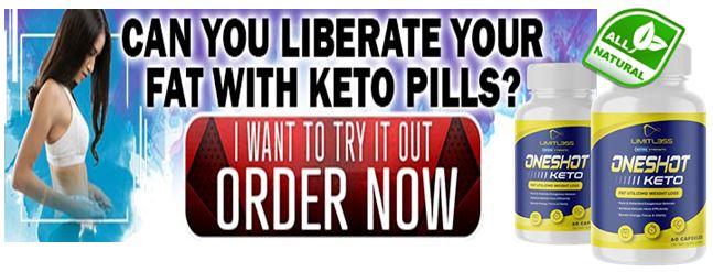 One Shot Keto Weight Pills
