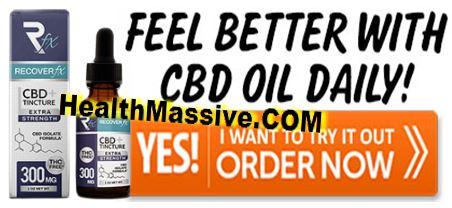 Recover FX CBD Spectrum Oil