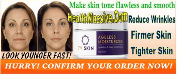 7V Skin anti aging Cream