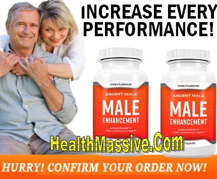 Ardent Male Enhancement Pills