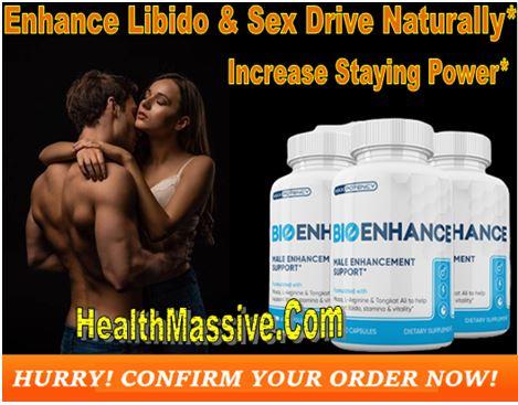 Bio Enhance Male Enhancement Pills