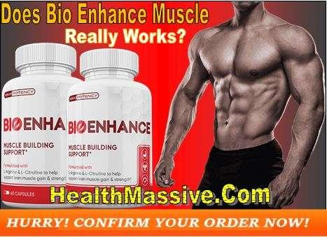Bio Enhance Muscle Building