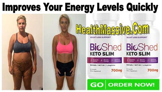 Bio Shed Keto Weight loss