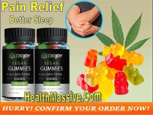CBD Joy Gummies Benefits