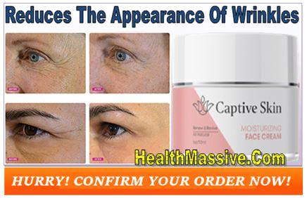 Captive Anti Wrinkle Cream