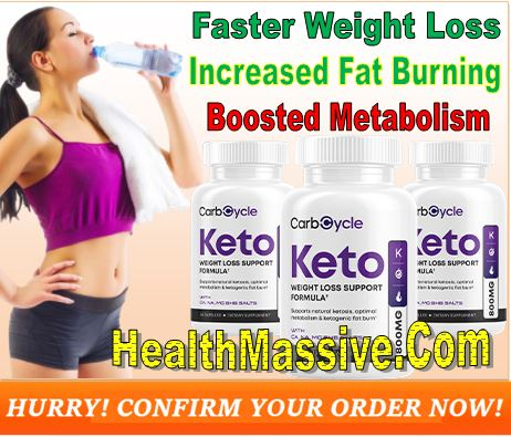 Carb Cycle Keto Supplement
