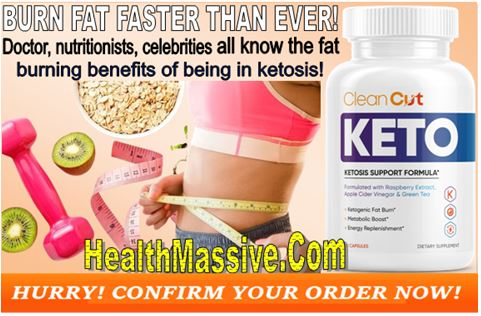 Clean Cut Keto Weight loss